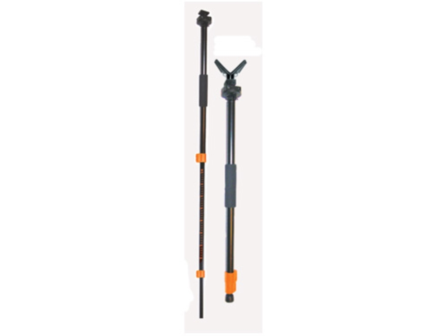 "Do-All Evo-Pod Monopod 22"" to 61"" Aluminum Black with Switch-Back Mounts"