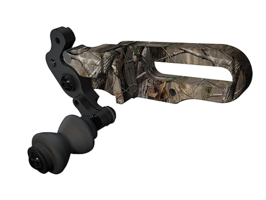 G5 Expert II Drop-Away Arrow Rest Left Hand Aluminum Realtree AP Camo