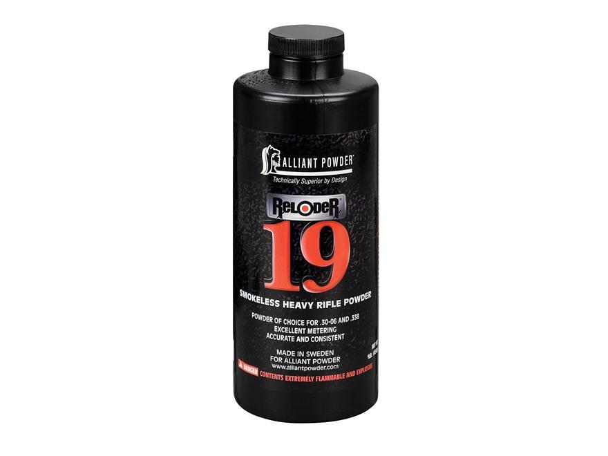 Alliant Reloder 19 Smokeless Powder