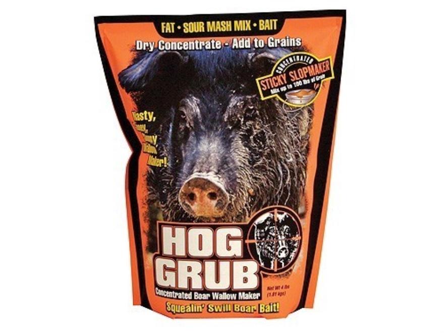 Evolved Habitats Hog Grub Hog Attractant 4 lb