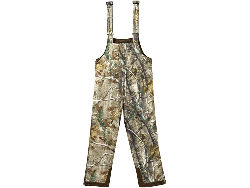"Rocky Men's ProHunter Waterproof Insulated Bibs Polyester Realtree AP Camo 2XL 43-46 Waist 33-1/2"" Inseam"