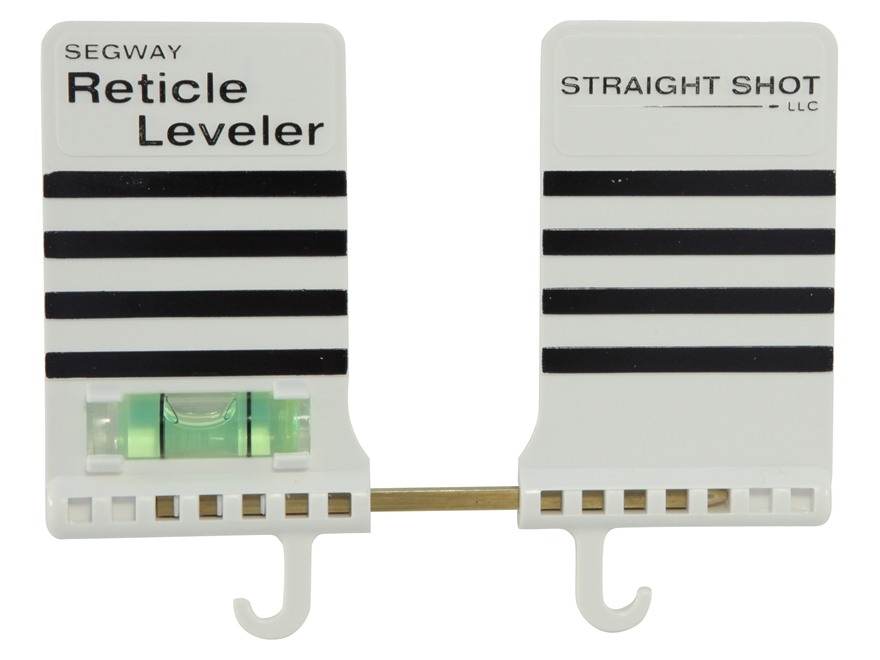Straight Shot Segway Reticle Leveler Mark III