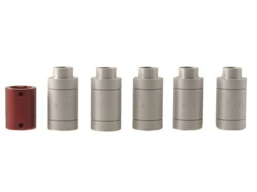 Hornady Lock-N-Load Headspace Gage 5 Bushing Set with Comparator