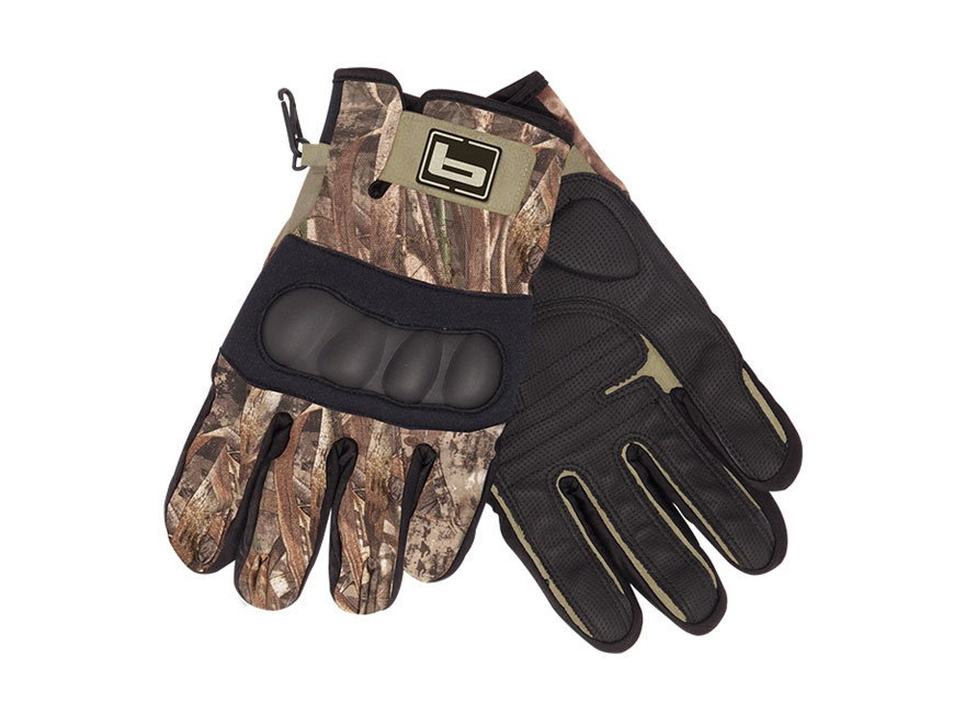 Banded Blind Gloves Polyester Realtree Max-5 Camo XL