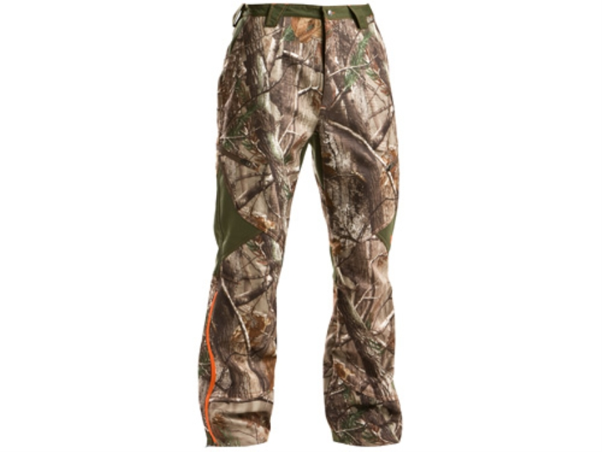 "Under Armour Men's Ridge Reaper Pants Polyester Realtree AP Camo 42 Waist 32"" Inseam"