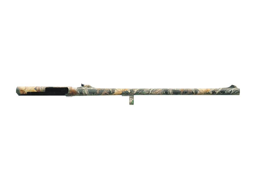 "Benelli Barrel Super Black Eagle II 12 Gauge 3"" 24"" Rifled Slug with Sights"