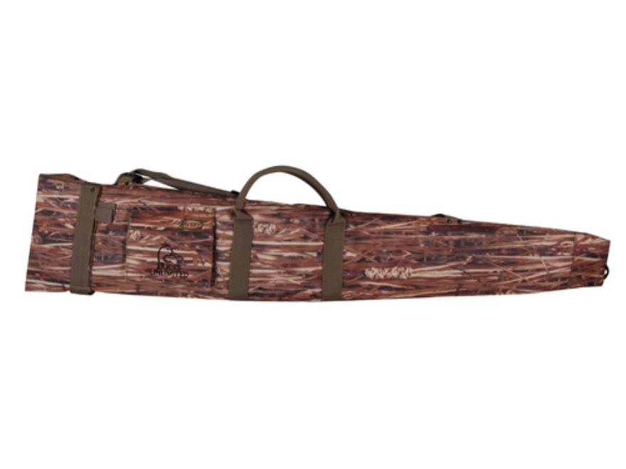 "Avery Floating Shotgun Gun Case 46"" Nylon Marsh Grass Camo"