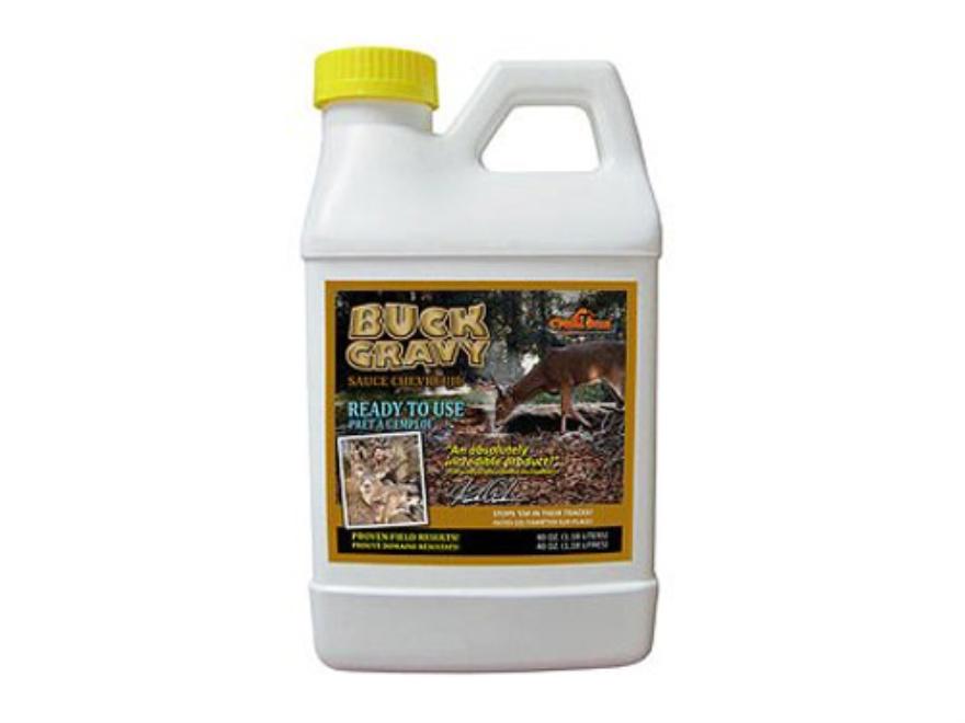 C'Mere Deer Buck Gravy Deer Attractant Liquid 40 oz.