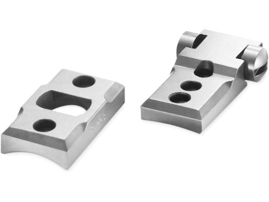 Burris 2-Piece Trumount Standard Scope Base Tikka Reversible Front