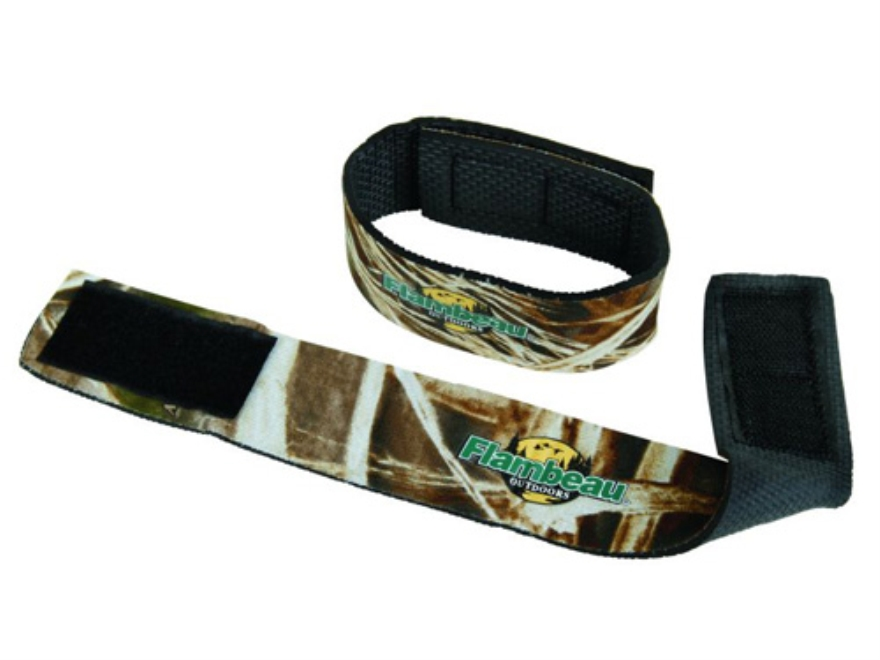 Flambeau Neoprene Ankle Wraps Realtree Max-4 Camo