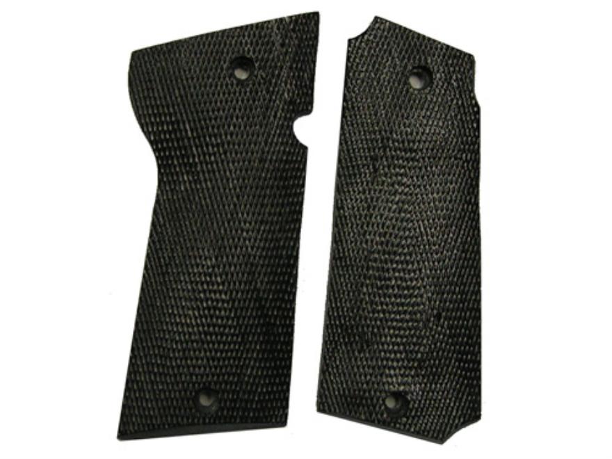 Vintage Gun Grips Star M Polymer Black