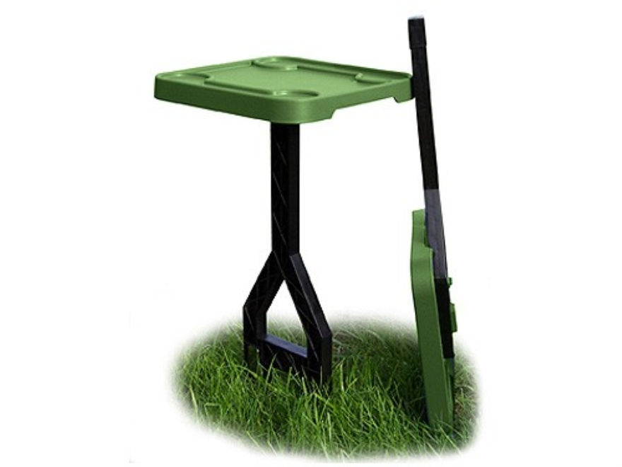 MTM Jammit Personal Outdoor Table Green