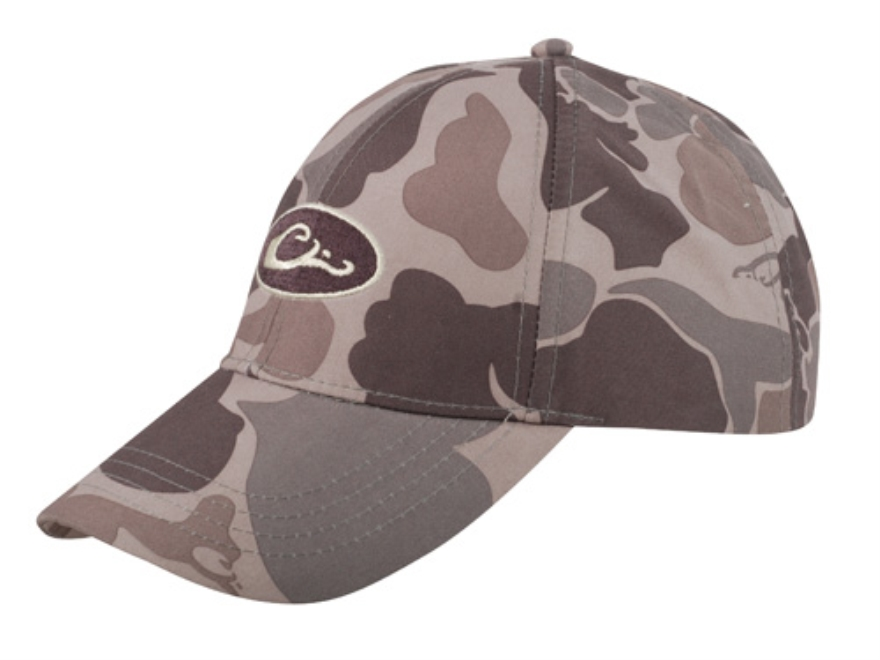 Drake Waterproof Logo Cap Polyester