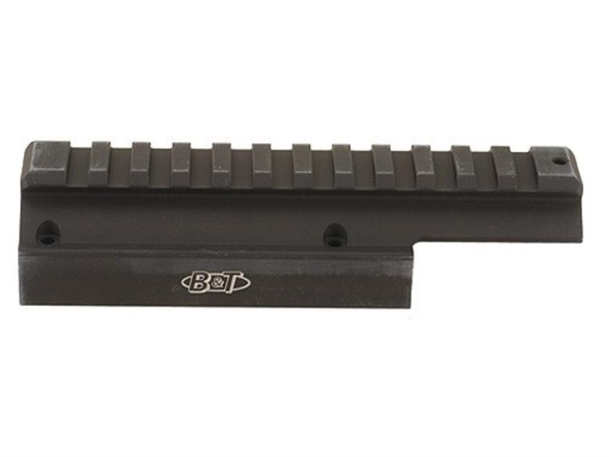 EOTech Weaver-Style Low Profile Mount HK MP5, 91, 93, 94 Matte