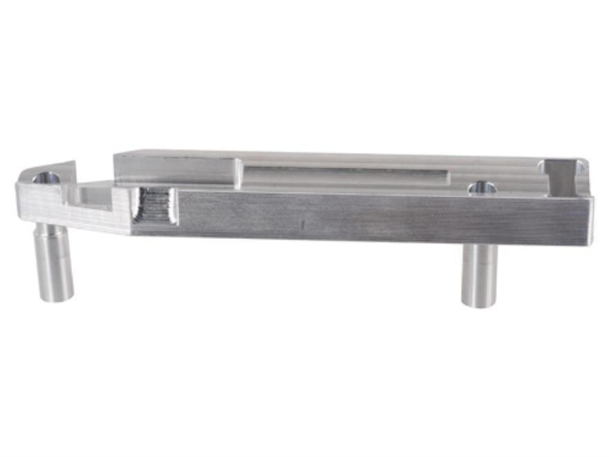 Whidden Gunworks Stock Bedding Block Remington XR100, XP100 Target Action Short Action Right Hand Single Shot Aluminum