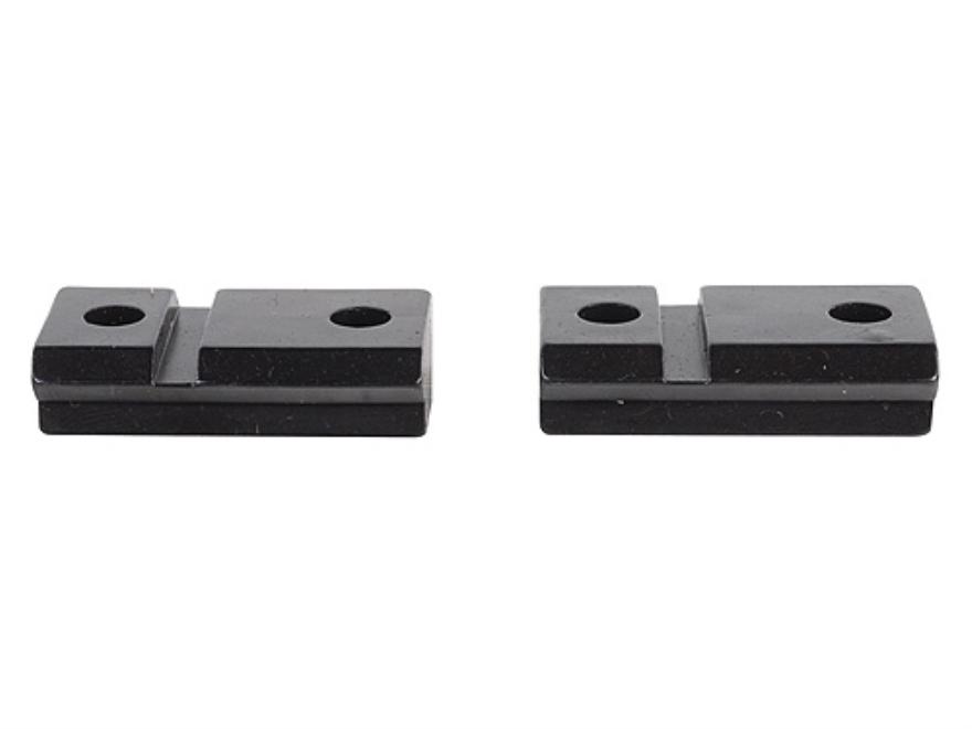 Millett 2-Piece Steel Angle-Loc Weaver-Style Scope Base Browning A-Bolt WSSM Gloss