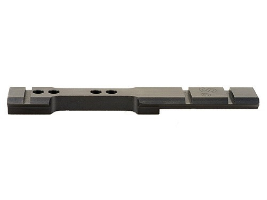 Stratton Custom TC Accessories Weaver-Style 4-Hole Standard Scope Base Thompson Center Encore Steel Gloss