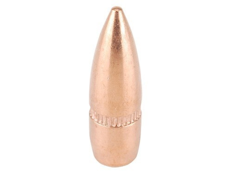 Armscor Bullets 22 Caliber (224 Diameter) 55 Grain Full Metal Jacket Boat Tail