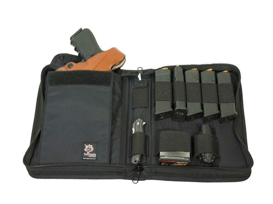 DeSantis M32 Miles-Hi Covert Carry Gear Bag Nylon Black
