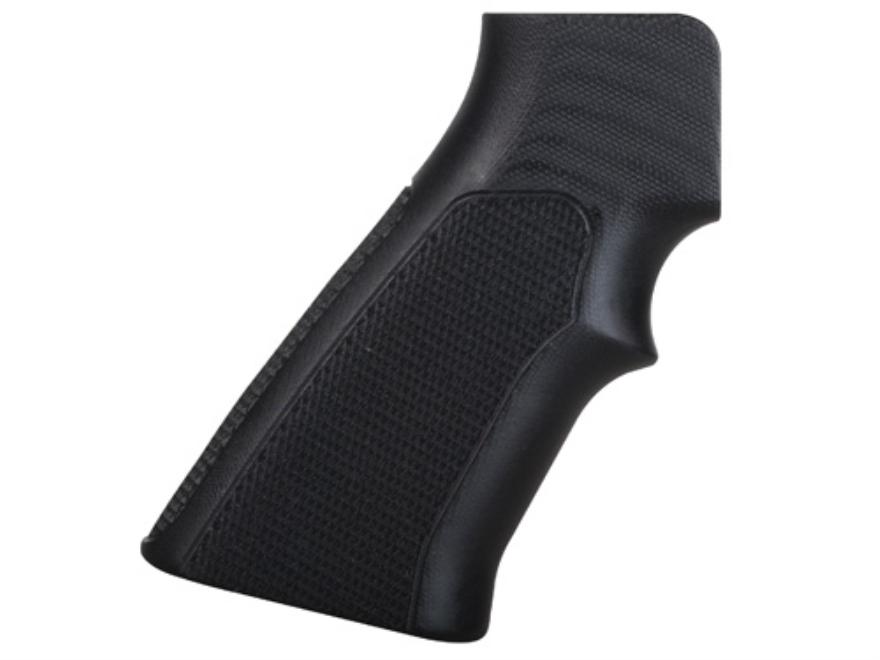 Hogue Pistol Grip AR-15 Checkered G-10