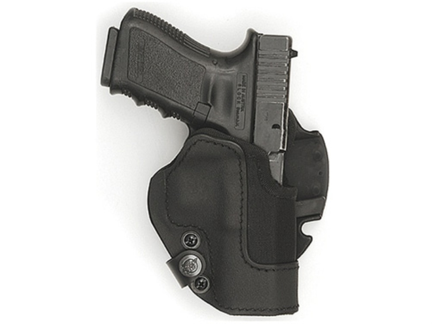 Front Line KNG Belt Holster Right Hand Beretta 92 Kydex Black