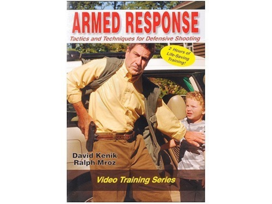 "David Kenik Video ""Armed Response: Tactics & Techniques for Defensive Shooting"" DVD"