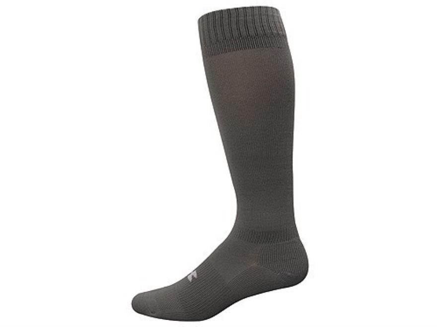 Under Armour Men's HeatGear Boot Socks Synthetic Blend