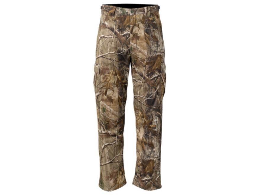 "Scent-Lok Men's Savanna Vigilante Pants Polyester Realtree AP Camo 2XL 44-46 Waist 32"" Inseam"