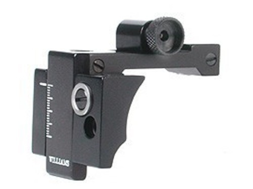 Williams FP-70 Receiver Peep Sight Winchester 70, 54 and Remington 721, 722, 725 Aluminum Black