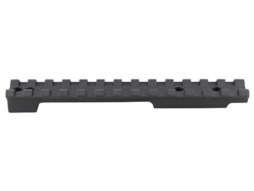EGW 1-Piece Picatinny-Style 20 MOA Elevated Base Remington 7 Matte