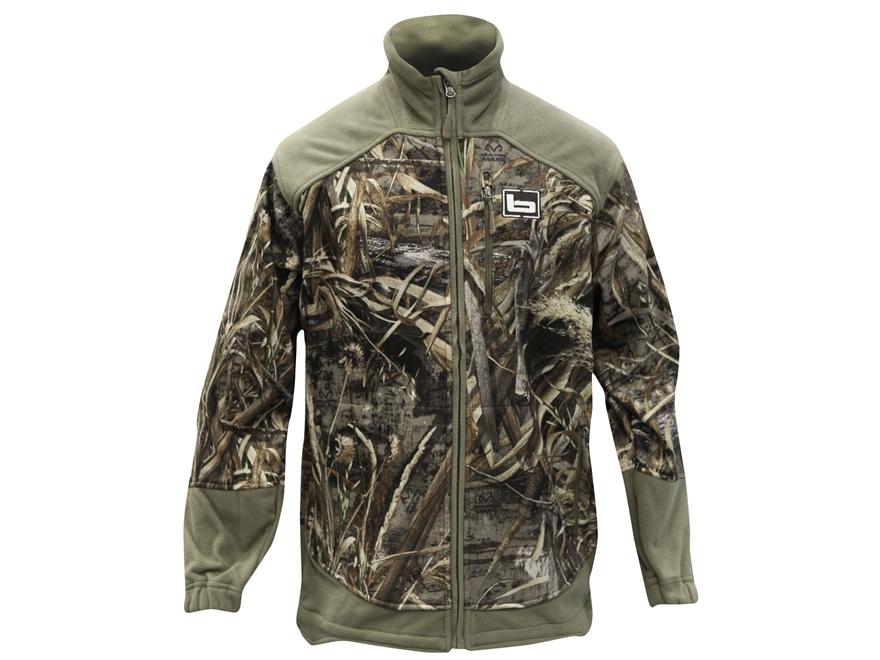 Banded Men's UFS Fleece Jacket Polyester