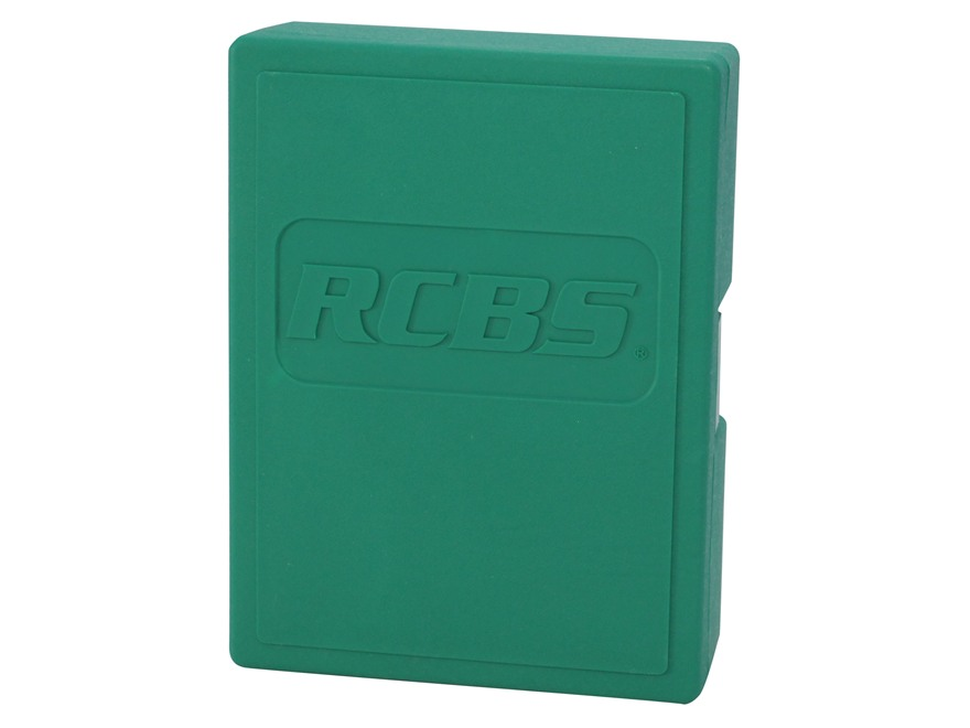 RCBS 3-Die Storage Box