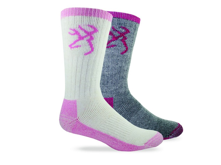 Browning Women's Heavyweight Socks