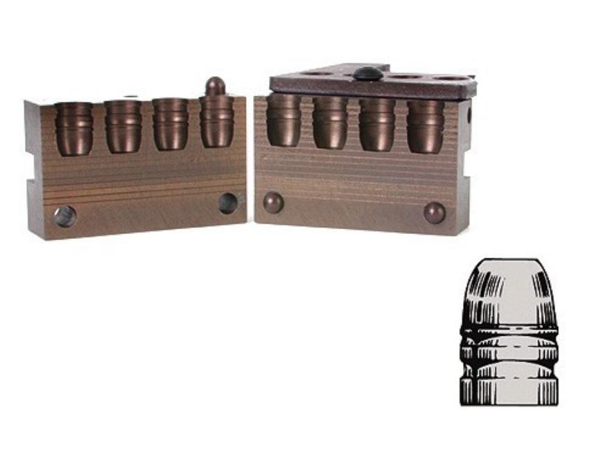 Saeco 4-Cavity Bullet Mold #446 44 Special, 44 Remington Magnum (430 Diameter) 200 Grai...