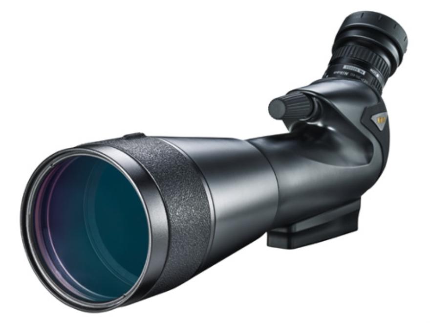 Nikon Prostaff 5 Spotting Scope 20-60x 82mm Armored Black