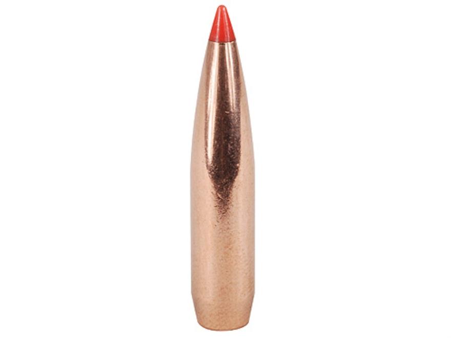 Hornady InterBond Bullets 264 Caliber, 6.5mm (264 Diameter) 129 Grain Bonded Boat Tail ...