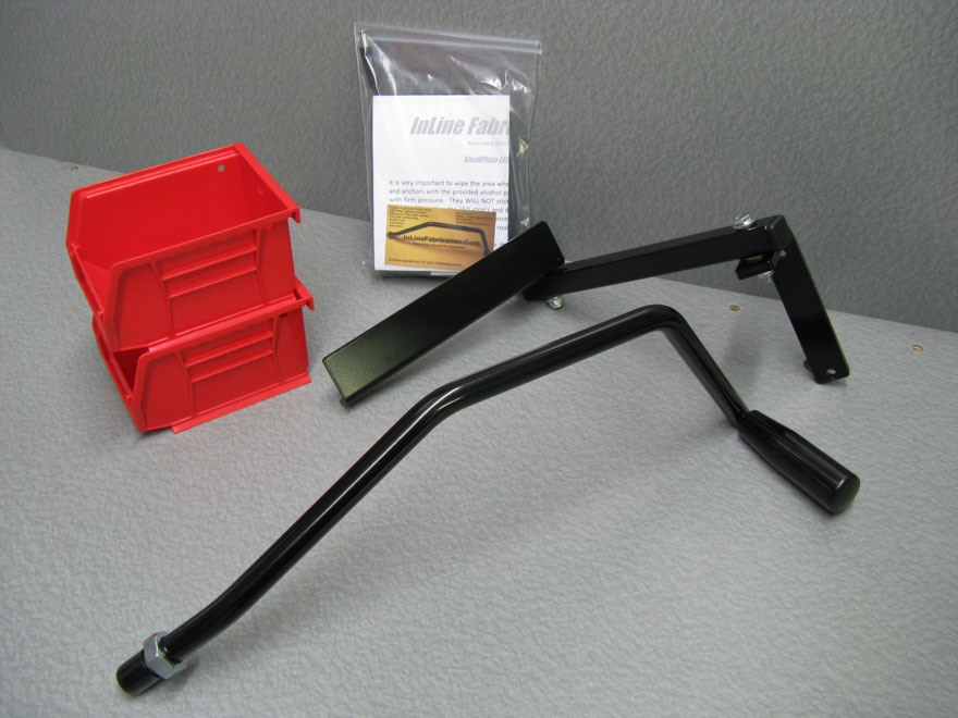 Inline Fabrication Combo Kit for Hornady Lock-N-Load AP Press