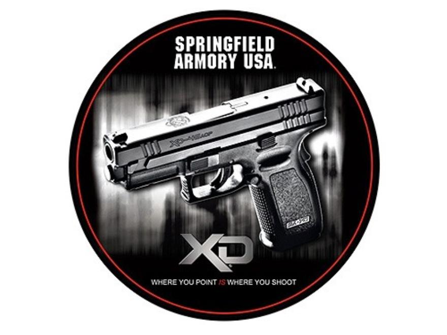 Springfield Armory XD Pistol Decal