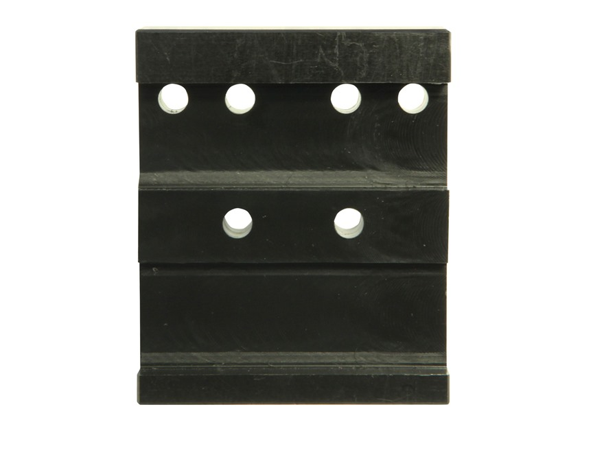 Schuster AR-15 Front Sight Gas Block Bench Block Delrin