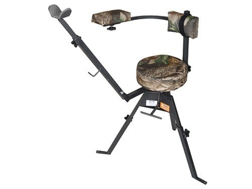 NRA Outdoors Mobile Rest Rifle Shooting Rest
