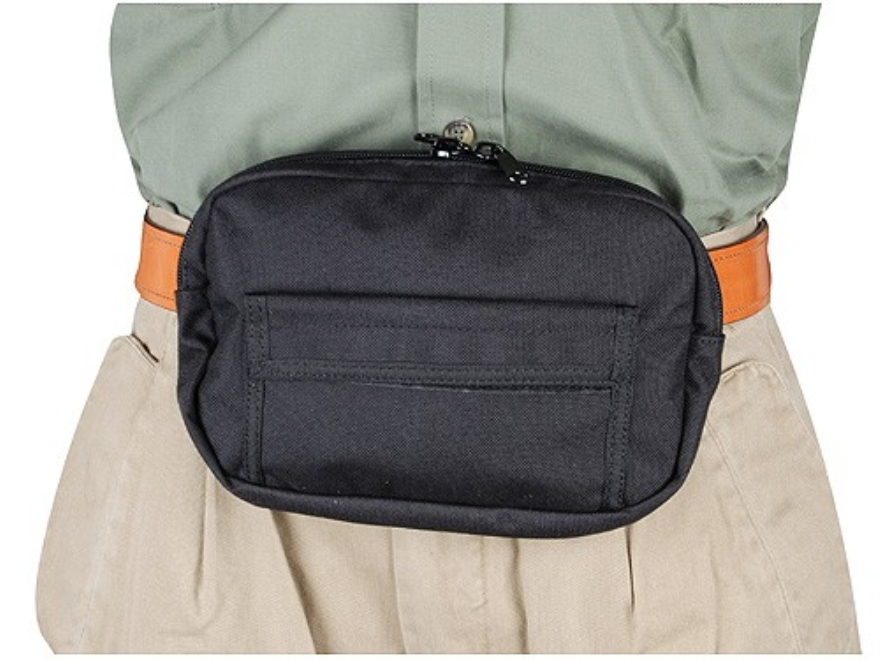 """Uncle Mike's GunRunner Belt Pack Holster Original (8"""" Wide x 5.5"""" High x 1-5/8"""" Thick) ..."""
