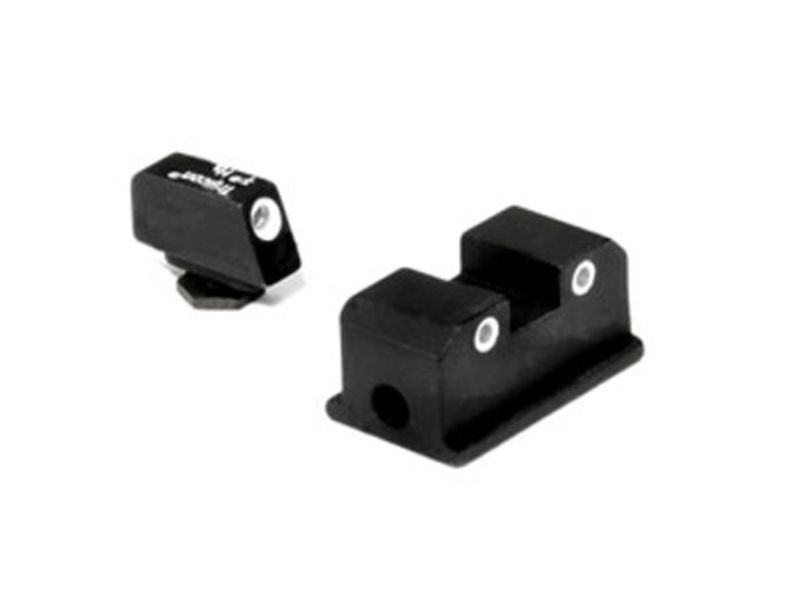 Trijicon Night Sight Set Walther P99 Steel Matte 3-Dot Tritium Green