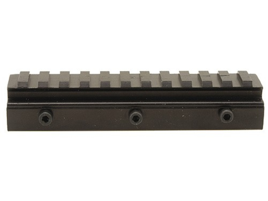 B-Square Picatinny-Style Riser Mount AR-15 Flat-Top Matte