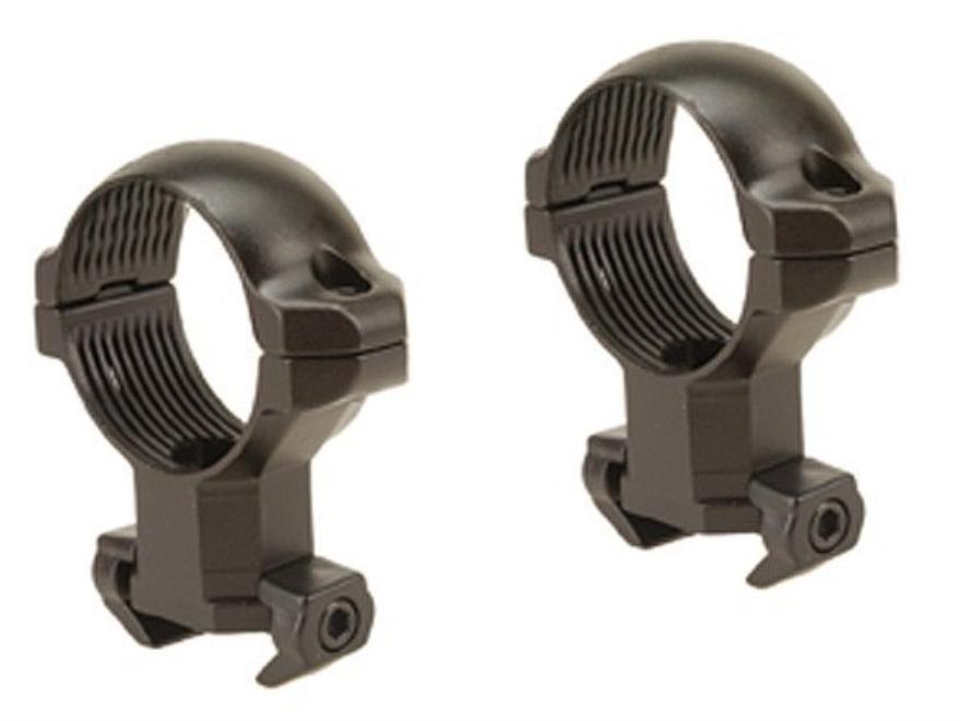 Millett 30mm Angle-Loc Windage Adjustable Ring Mounts CZ 527 Matte High