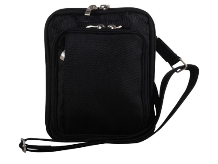 Gun Tote'N Mamas Raven Cross Body Concealed Carry Holster Handbag Medium Frame Firearms Ballistic Nylon