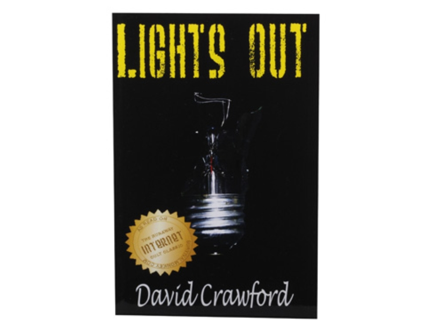 """Lights Out"" Book by David Crawford"