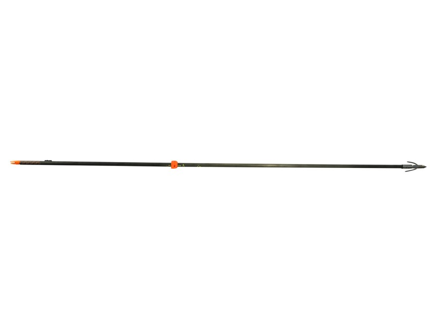 AMS Tiger Shark LGT Bowfishing Arrow with Chaos Arrow Point