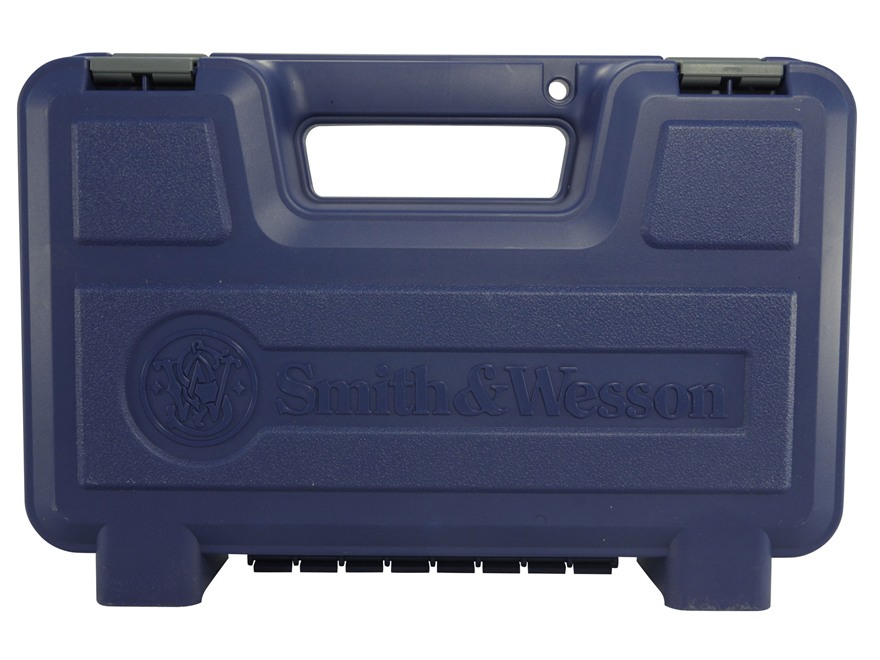 "Smith & Wesson Polymer Gun Box Over 6.5"" Barrels"