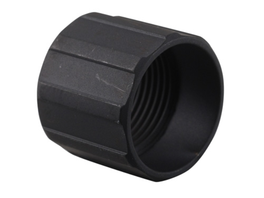 Advanced armament co aac thread protector blackout