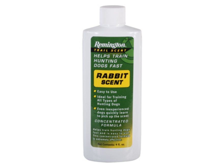 Remington Rabbit Dog Training Scent Liquid 4 oz